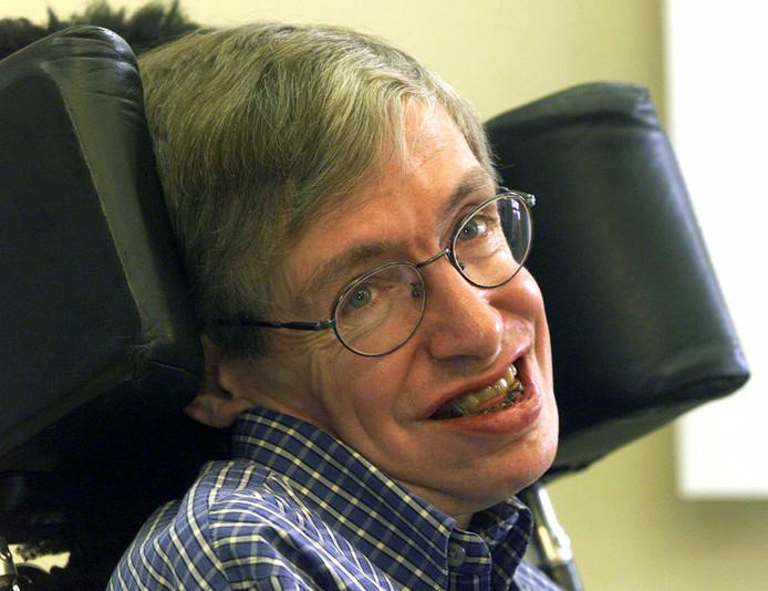 Professor Stephen Hawking overleed 14 maart