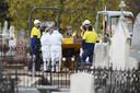Le 19 mai dernier, le corps de l'homme de Somerton a été exhumé au cimetière de West Terrace à Adélaïde et emmené au laboratoire Forensic Science SA, où des experts tentent d'établir un profil ADN.