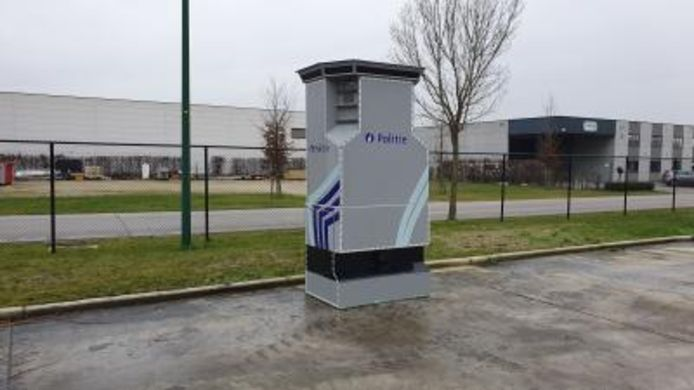 Superflitspaal houdt halt aan de Vinktstraat in Deinze