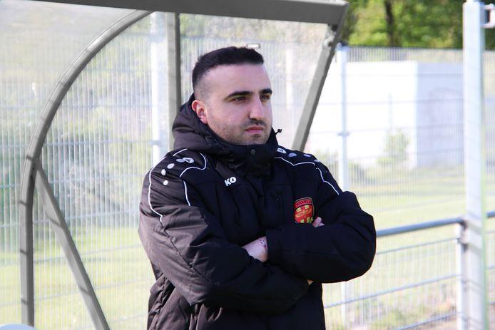Andreas David blijft bij FC Aramea.
