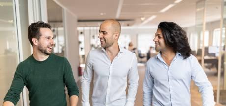 Amper 30 en al 150 miljoen euro gescoord: oprichters Eindhovens Sendcloud willen niet cashen maar zelf naar wereldtop
