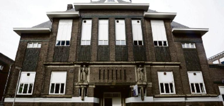 Het Klooster, Rotterdam. Ontwerp: Jos Margry. ( FOTO: OSSIP VAN DUIVENBODE AIR) Beeld
