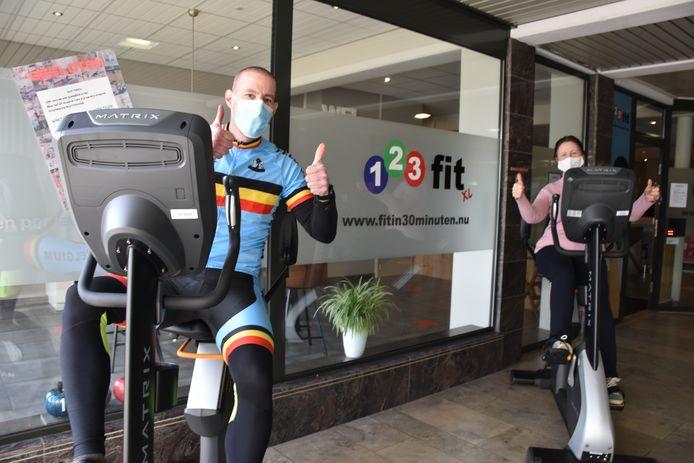70 procent van de fitnessbezoekers zegt zich minder fit en gezond te voelen sinds de sluiting.