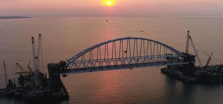 'Hele brug naar Krim valt onder sancties EU'