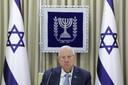 Reuven Rivlin, de president van Israël