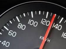 Automobilist scheurt met 125 km/u over Ringbaan Zuid in Tilburg