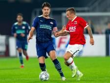 PSV-captain Van Ginkel na zege bij AZ: 'Het was geen goede wedstrijd van ons'