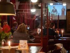 Horecasluiting: Bitterballen als 'afscheid' in café De Beurs