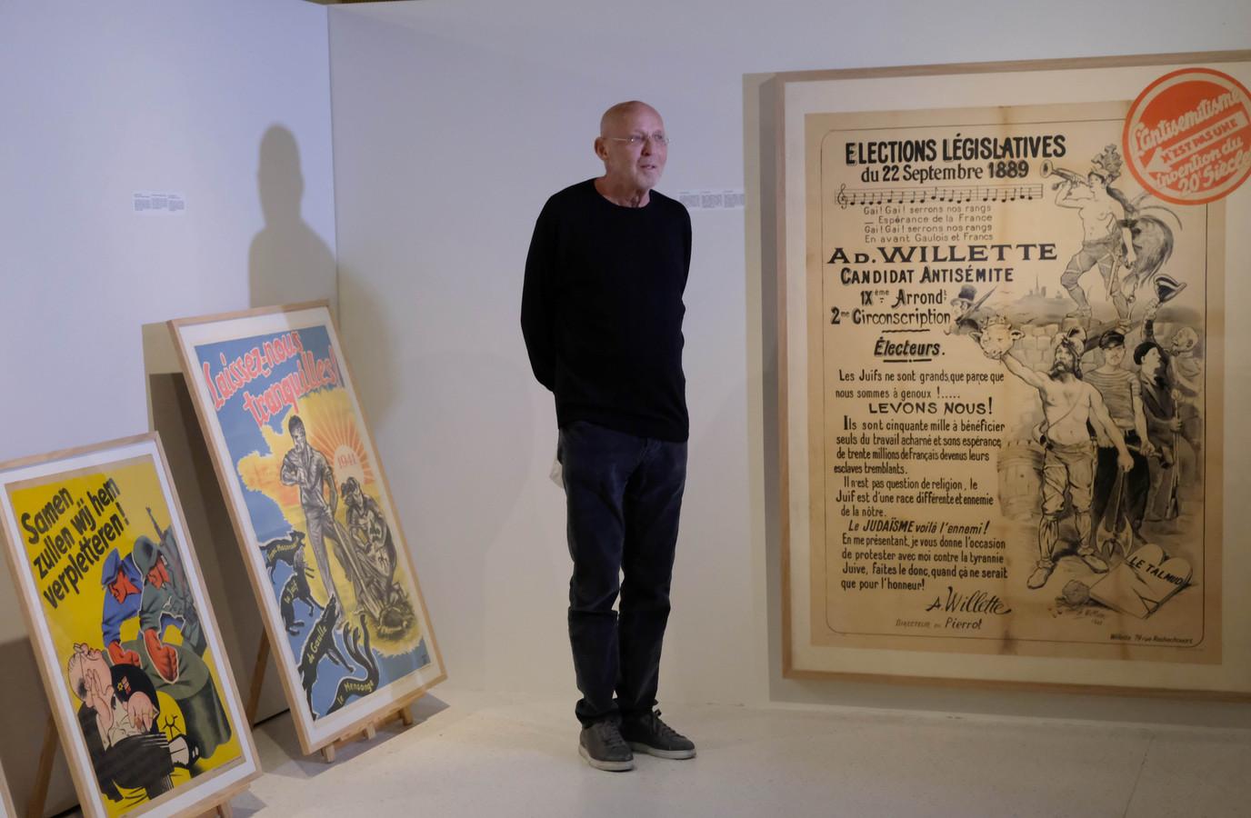 Arthur Langerman met voorbeelden uit ons land.
