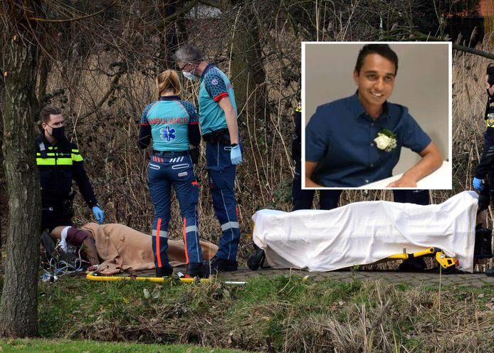 Armando Balkaran werd op het Julialaantje in Rijswijk neergestoken.