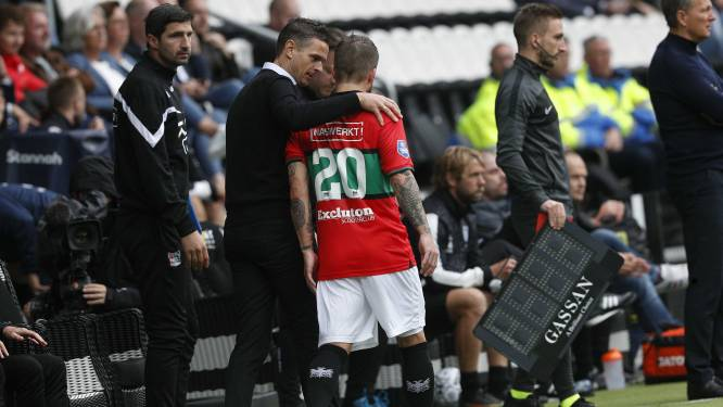 Meijer prijst 'fenomenale' teamgeest NEC: 'We hebben best snel geleerd van Ajax-uit'