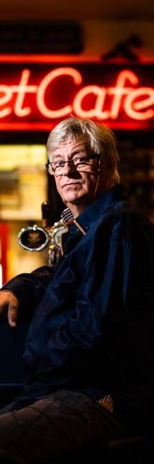 Kroegtijger Bert Konings zoekt een koper voor Arnhems Street Café: 'Dit is altijd een zaak geweest voor vrijbuiters'