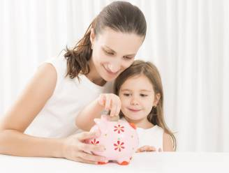 Vier tips om te sparen voor je kinderen
