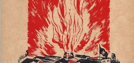 Tiende exemplaar van boekje 'Aan de Gaskamer Ontsnapt!' duikt op in Almen