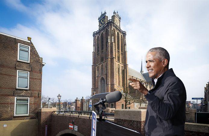 Voormalig president Barack Obama wilde in 2018 graag naar Dordrecht komen voor de herdenking van de Synode, maar het kwam er uiteindelijk niet van.