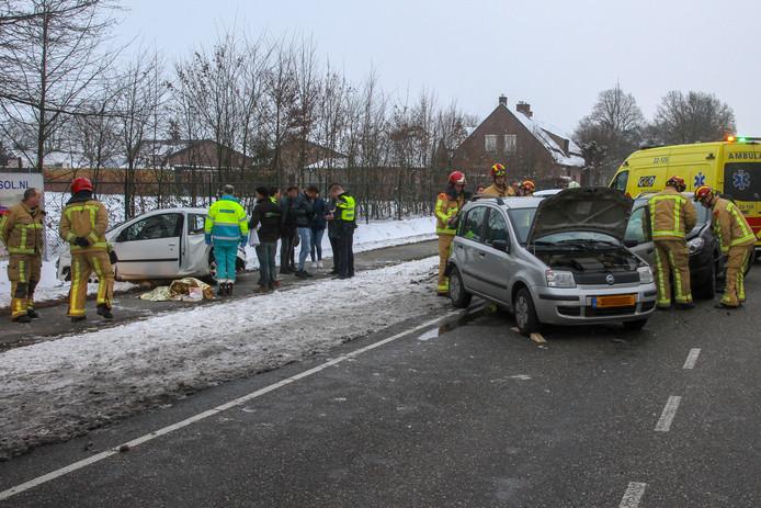 Ongeluk Langstraat.