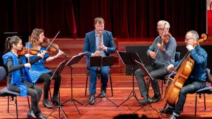 Wereldprimeur met speciale klarinet in Jacobuskerk