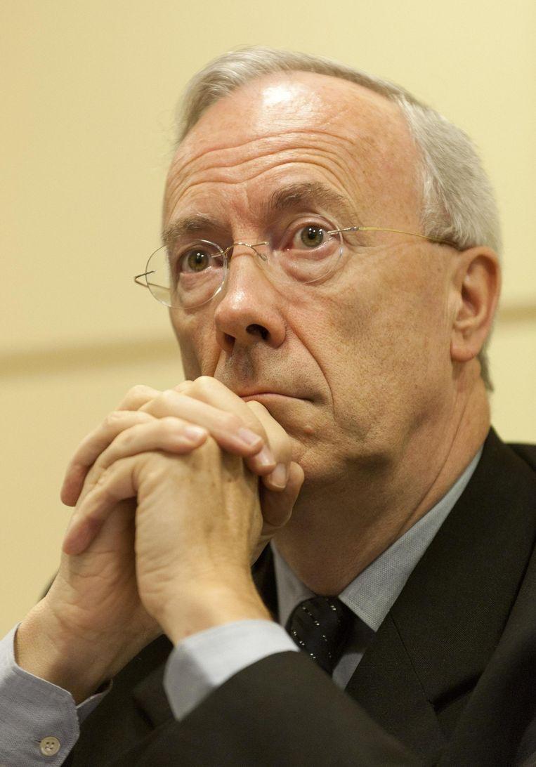 Overste René Stockman Beeld BELGA