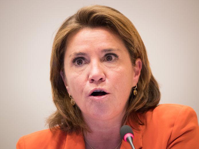 Heidi De Pauw, CEO van Childfocus.