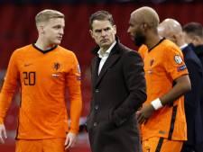 'De Boer en andere bondscoaches mogen drie extra spelers meenemen naar het EK'