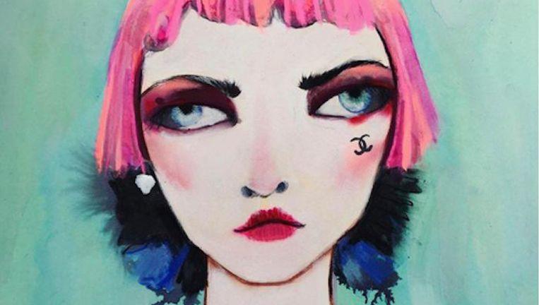 Illustratie van Helen Downie Beeld Helen Downie (@unskilledworker)