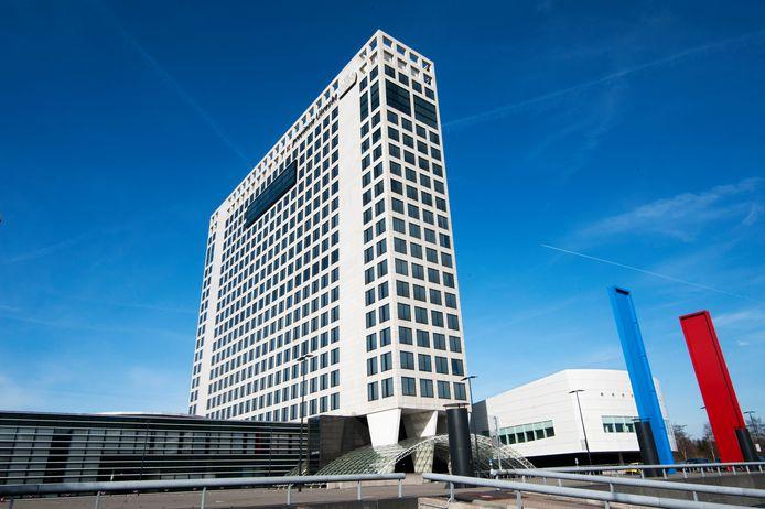 Provinciehuis Utrecht.