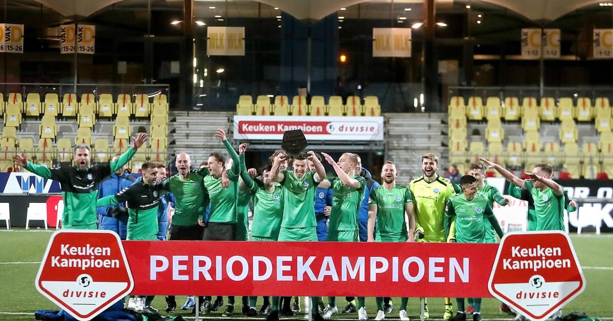 De Graafschap verovert derde periode door goal in laatste minuut - AD.nl