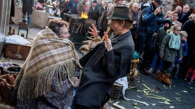 Niet met z'n tienduizenden naar Drunen, Dickens Festijn afgelast. 'Heel erg jammer, maar je kunt niet anders'