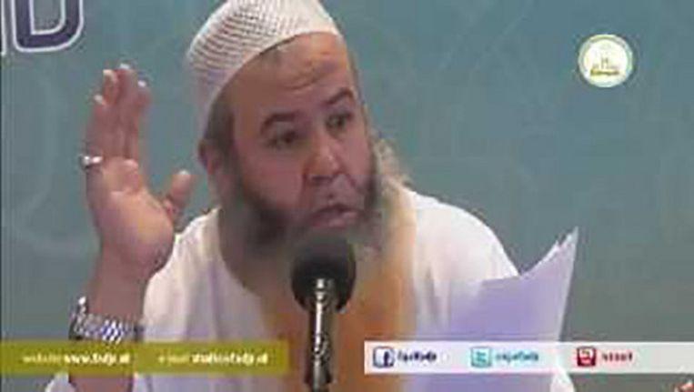 Imam Shayh Alami Beeld
