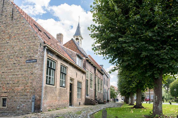 Bewoners van Sint Anna ter Muiden hebben last van toeristen die een tweede woning huren.