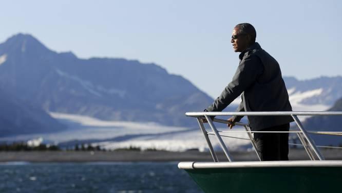Barack Obama wil de geschiedenisboeken in als klimaatkoning