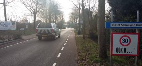 Poldertracé bij Burgh-Haamstede is geen moetje. Met de N57 kan het dorp nog wel even vooruit