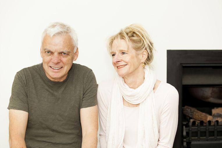 Graeme Simsion en Anne Buist Beeld Rebecca Rocks