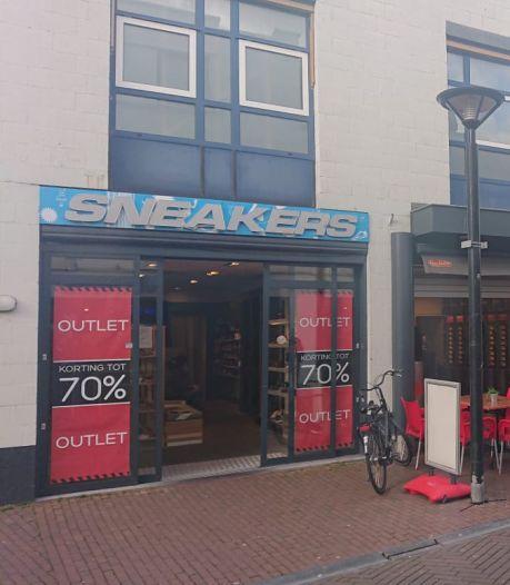 Ook Sneakers en Bijou Brigitte vertrekken uit centrum Oss, Intertoys blijft open