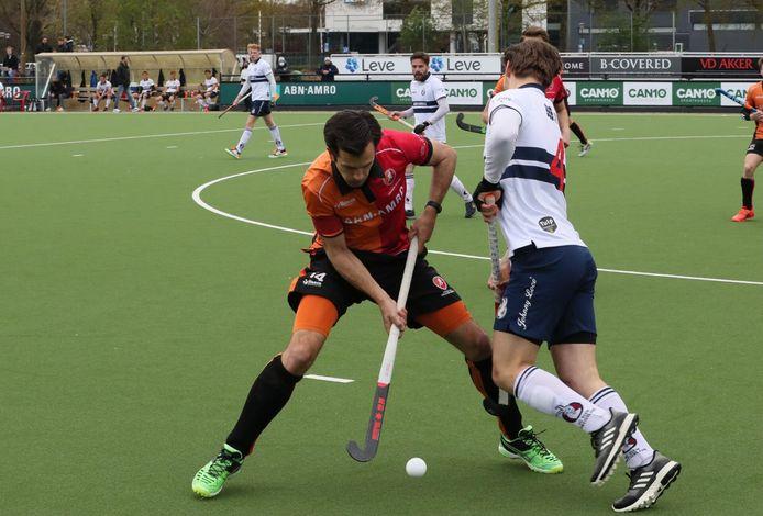 Oranje-Rood won met 4-3 van Klein Zwiterserland