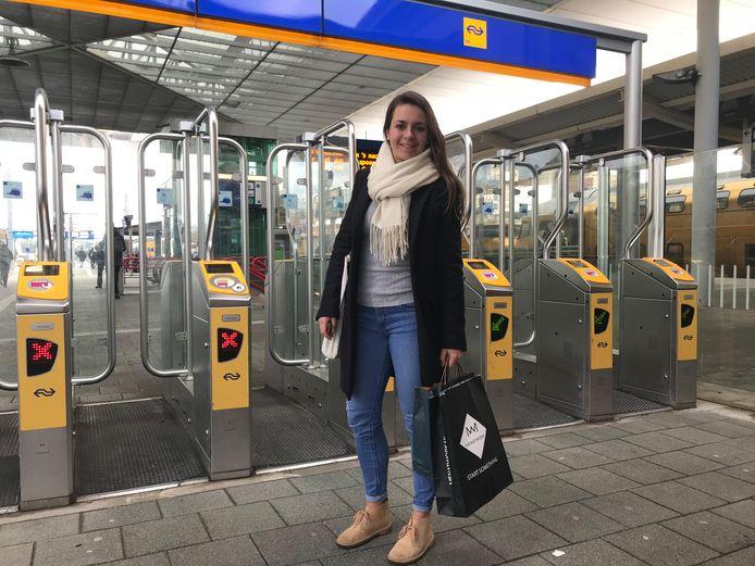 Elisa Meijerink pakt haar koffers en verkast naar België.