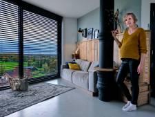 Arianne woont in een watertoren: 'Ik moest met een hoogwerker door het raam'