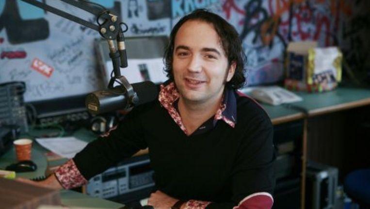 3FM-dj Gerard Ekdom. ANP Beeld