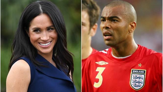 Was prins Harry tweede keuze? Meghan Markle werd afgewezen door Britse topvoetballer Ashley Cole