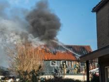 Ramen en deuren mogen weer open na grote brand in Cothen