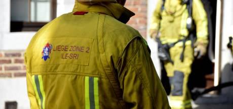 """""""Nos camions sont mieux assurés que nous!"""": les pompiers de Liège réclament une couverture totale en cas d'accident"""