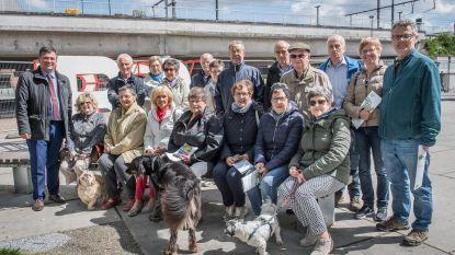 S-Plus ons pensioentje gaat op pad met burgemeester