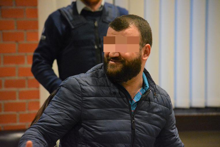 Alket Dauti kreeg vrijdagmorgen een mildere straf.