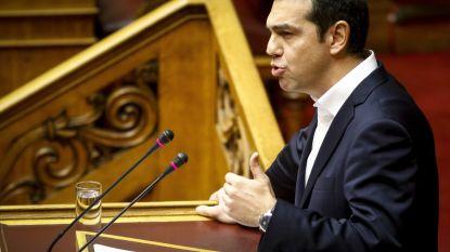 """Tsipras: """"Griekenland kan financieel weer op eigen benen staan"""""""