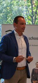 Filip Goorden, Antwerp Hotel Association.