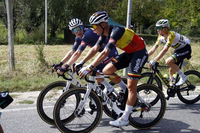 Belgisch kampioen Tim Merlier.