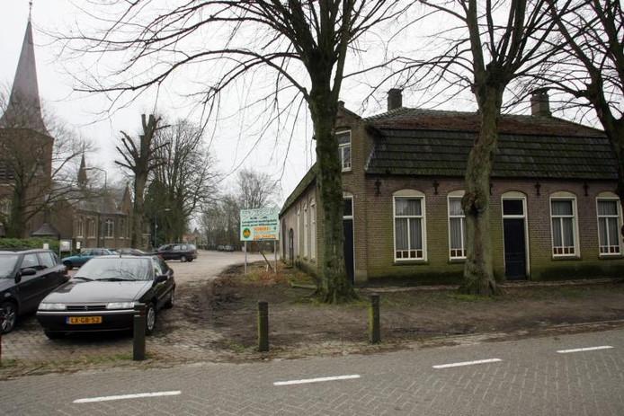 Van Dijk Riethoven.Verbouwplan Voor Cafe Van Deijck Overig Ed Nl