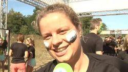 """Kim Clijsters over comeback: """"Ik heb nog een lange weg te gaan"""""""