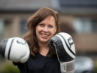 Te weinig zelfvertrouwen? Klop er eens op los: Liesbeth (39) start als eerste in ons land met cursus therapeutisch boksen