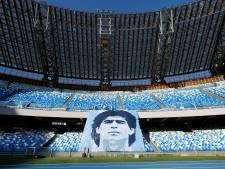 Container vol met Maradona-memorabilia gevonden in opslagloods